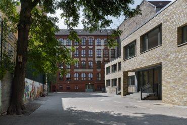 Gemeindezentrum St. Ludwig in Berlin-Wilmersdorf