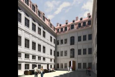 Q3-Quartier Hoym, Dresden-Altstadt, Neubau eines Wohnviertels