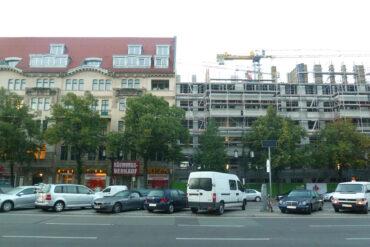Denkmalgerechte Sanierung Haus Bismarckstraße
