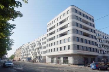 Wohnanlage Pragerstraße Leipzig