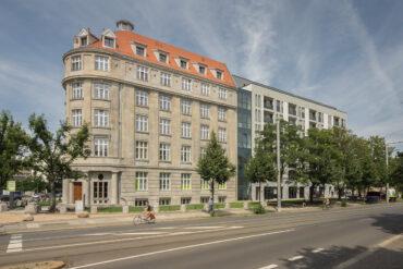 Interdruck Palais, Wohnanlage Leipzig